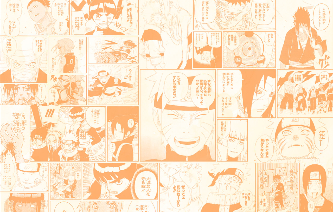 Naruto The End